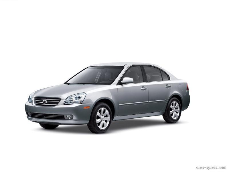 2006 kia optima sedan specifications pictures prices. Black Bedroom Furniture Sets. Home Design Ideas