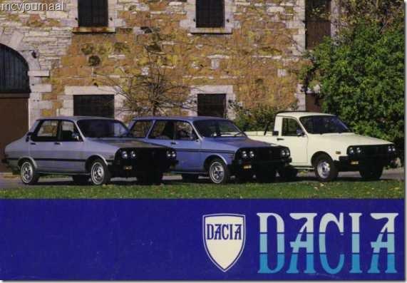 Dacia 1300 folder 01