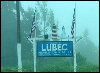 1h - Lubec sign