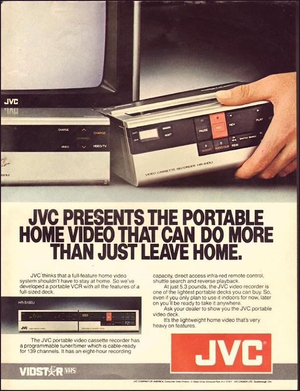 JVC Vidstar Ad