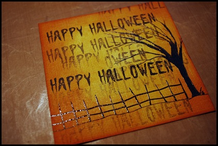 Halloween canvas 1