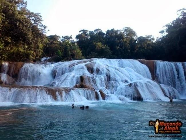 Agua Azul Chiapas 8