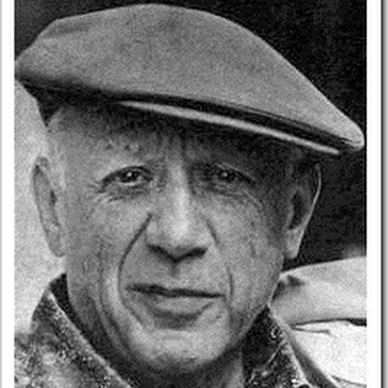 About Pablo Picasso – Paintings and Biography
