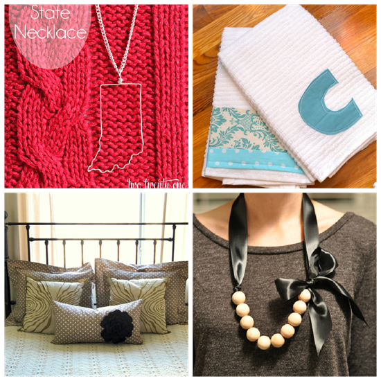 4 Handmade Gift Ideas