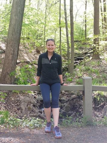 Running in Rockefeller State Park
