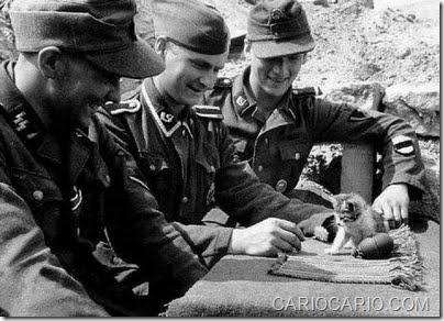 Fotos engraçadas da Segunda Guerra Mundial (25)