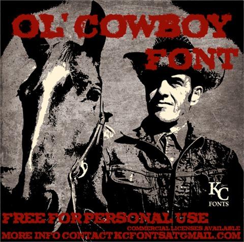 17-Ol-Cowboy-font