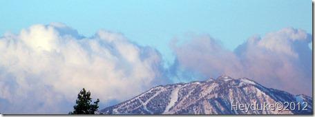Sieera Nevada Mountains