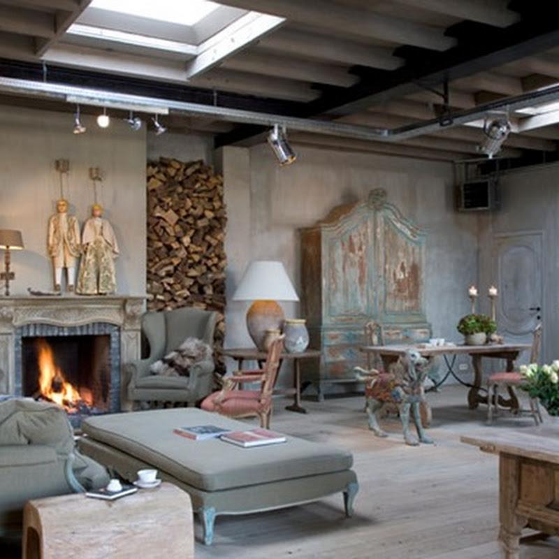 A Belgian loft
