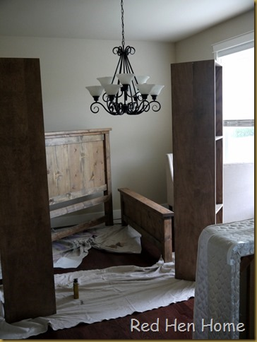 Red Hen Home Handbuilt Bedroom Bed 6