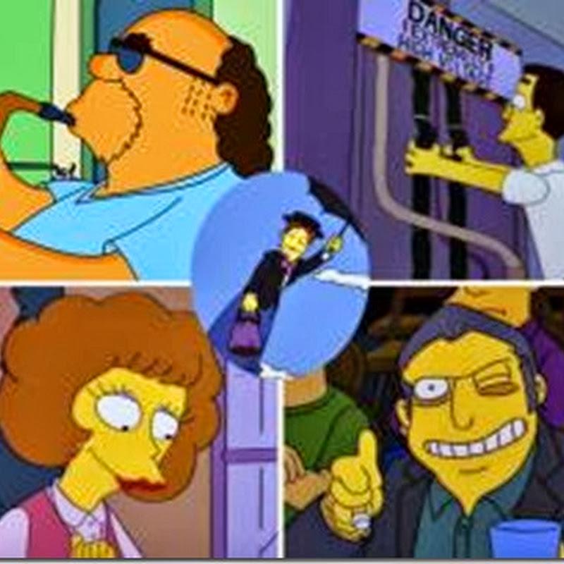 Las muertes más recordadas en la serie Los Simpsons