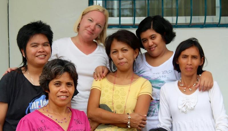 kvinnor filippinerna