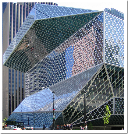Seattle Central Library (2004)