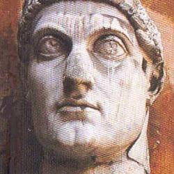 102 - Busto de Constantino
