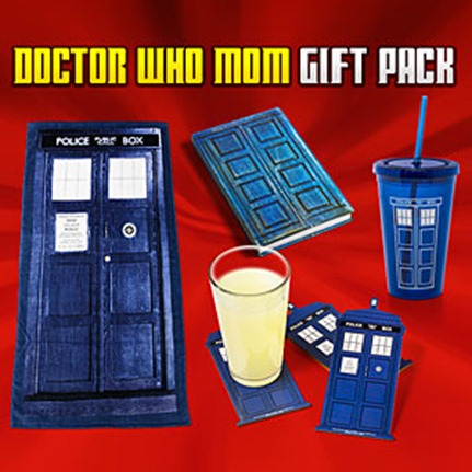 dr who mom