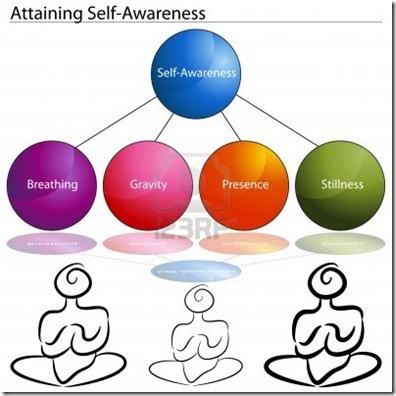 14177782-an-image-of-a-attaining-self-awareness-chart
