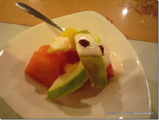 宜蘭園丁-餐後水果