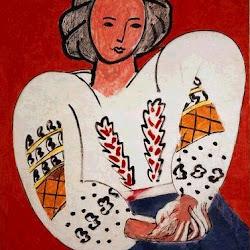 15.- Matisse. La blusa romana
