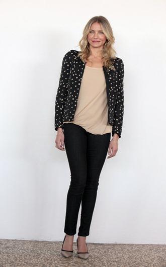 Cameron Diaz Jeans Skinny Jeans U70Z440LVlrl