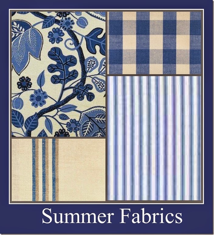 Ribbet collage Summer Fabrics