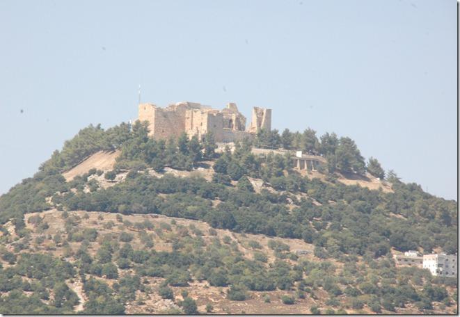 Oporrak 2011 - Jordania ,-  Ajlun, 19 de Septiembre  05
