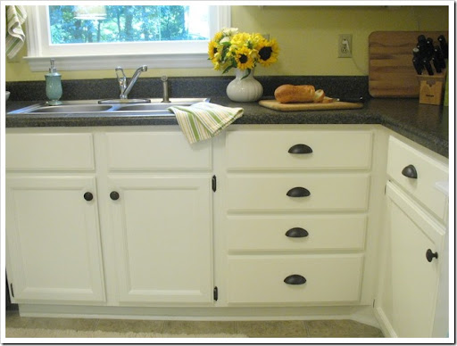 It's a Horvath's Life: Kitchen Cabinet Reveal!