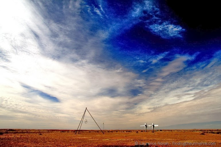 Planehenge - Südaustralisches Outback - Australien