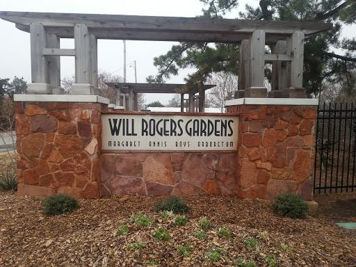 Will Rogers Garden Margaret Annis Arboretum