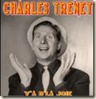 Charles Trenet Y'a d'la joie