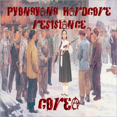 Pyongyang Hardcore Resistance PHRCorea
