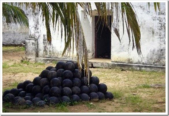 Forte Gurjao, Olbidos - Parà