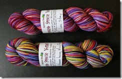 Vesper Sock Yarn - May 2014