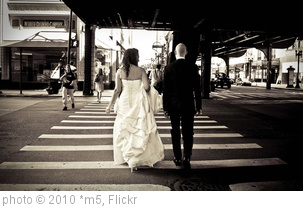 'chicago wedding, wabash crossing' photo (c) 2010, *m5 - license: http://creativecommons.org/licenses/by/2.0/