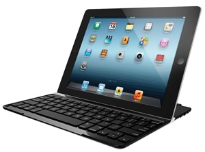 Best hit 3rd-4th generation Ultrathin Keyboard Cover Black for iPad - Logitech