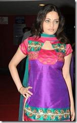 Actress Sneha Ullal Cute Photos at Action 3D Premiere Show
