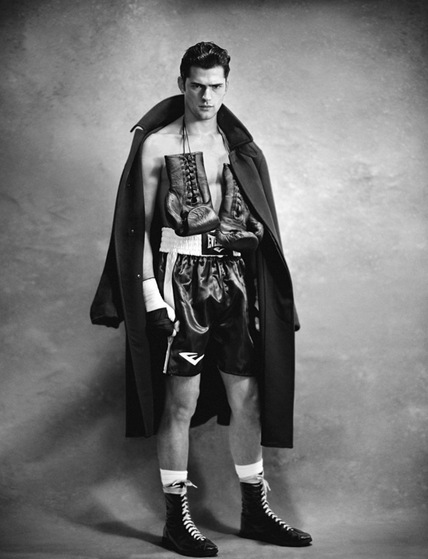 Sean O'Pry @ VNY Models by Boo George @ Streeters for Man of the World #8, Summer 2014
