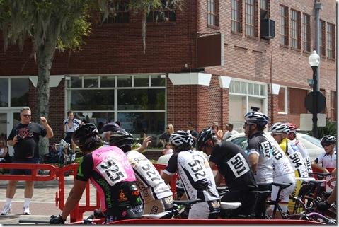 Winter Garden crit start