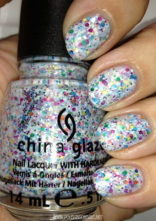 China Glaze It's A Trap-eze 3