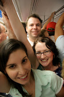 Fun on the subway