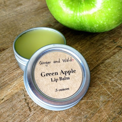 Ginger-And-Waldo-Green-Apple-Lip-Balm-Tin