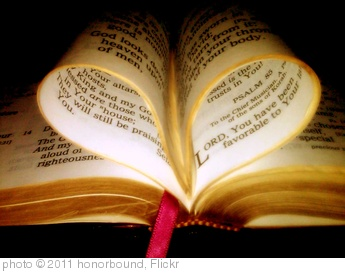 'heart bible' photo (c) 2011, honorbound - license: http://creativecommons.org/licenses/by-nd/2.0/