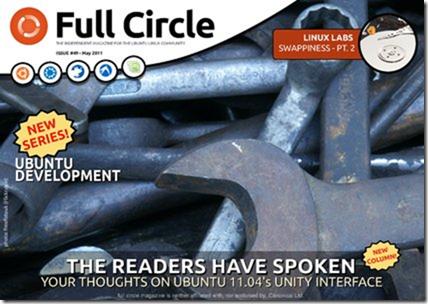 Full Circle Magazine นิตยาสารออนไลน์ฟรีๆสำหรับผู้ใช้ Linux