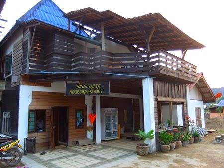 Phounsouk Guesthouse, Kong Lor