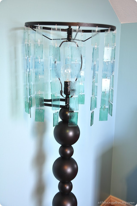 Craft Wars Lamp
