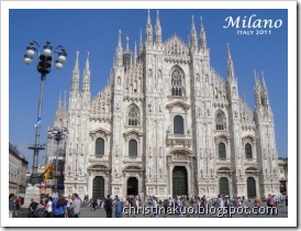 【Italy♦義大利】Milan 米蘭 - 米蘭大教堂 & 最後的晚餐: 米蘭的象徵和神秘名畫