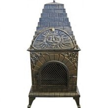 chiminea pizza oven