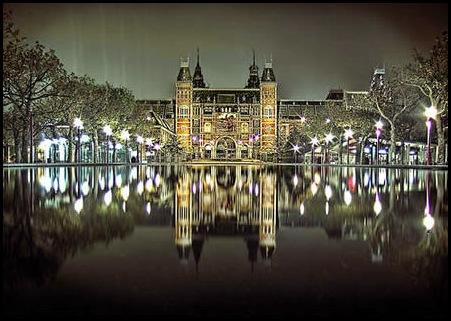 Bibliothèque Rijksmuseum, Amsterdam