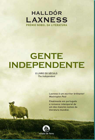 Halldor Laxness, Gente independente