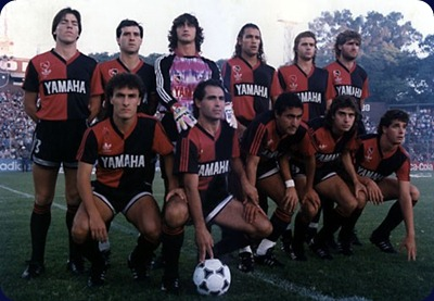 Newell's Old Boys 1990