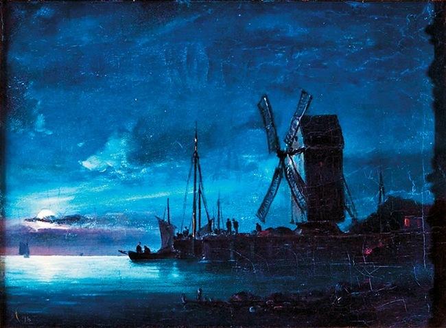 Κορυφαίοι θαλασσογράφοι στην Κεφαλονιά (14-7 έως 31-8-2012)